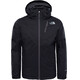 The North Face Youth Snowquest Plus Jacket Black